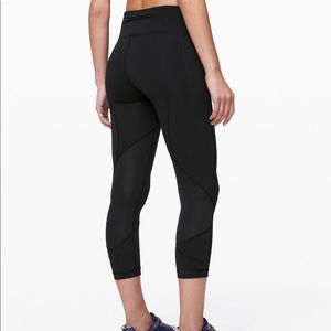 Brand New Lululemon Pace Rival Crop 22""